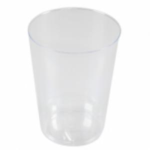 Disposable Frisdrank glas 200 ml - 10 stuks