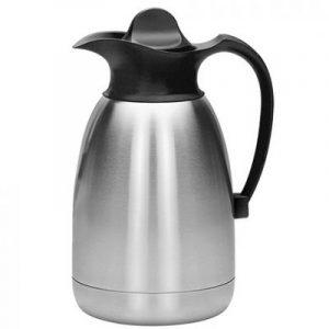 Thermoskan zwart/ voor koffie