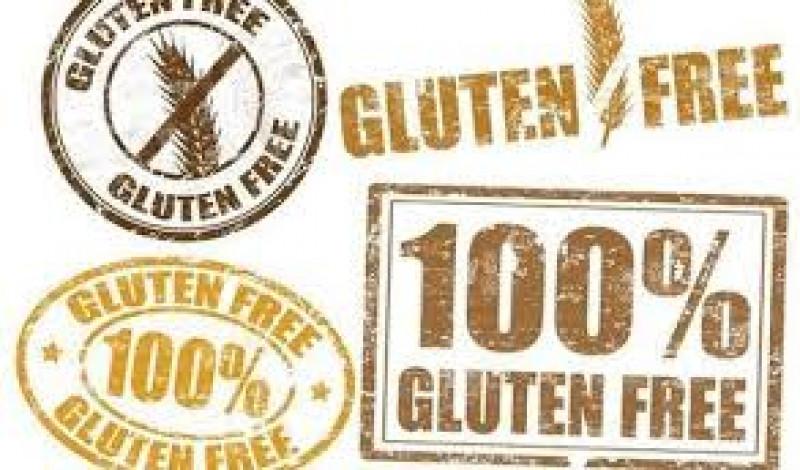 Glutenvrij broodje met beleg