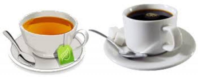 Kopje koffie /thee prijs p.p.