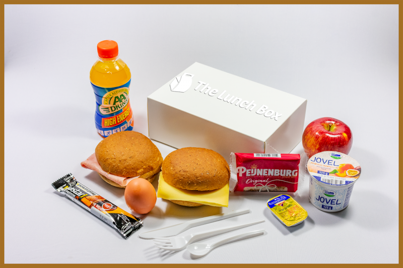 Lunchpakket -- Sportief
