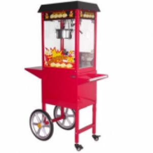 Popcornmachine Inclusief 50 porties voor zoete popcorn & zakjes