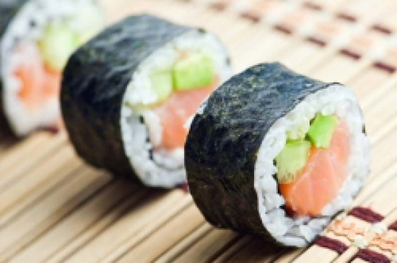 Sushi Schotel, 40 st.