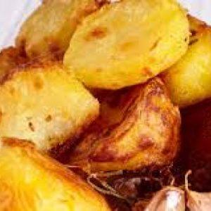 Aanvulling Gebakken aardappels
