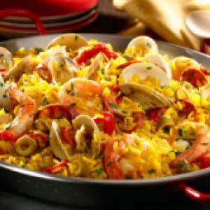 Spaans buffet