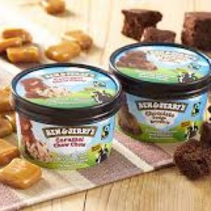 Ben & Jerry ijs 100 ml