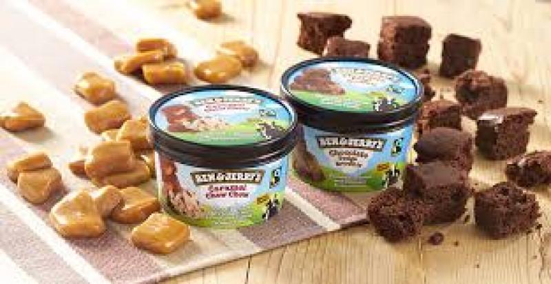 Ben & Jerry ijs 100 ml