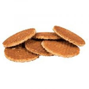 Mini stroopwafel,