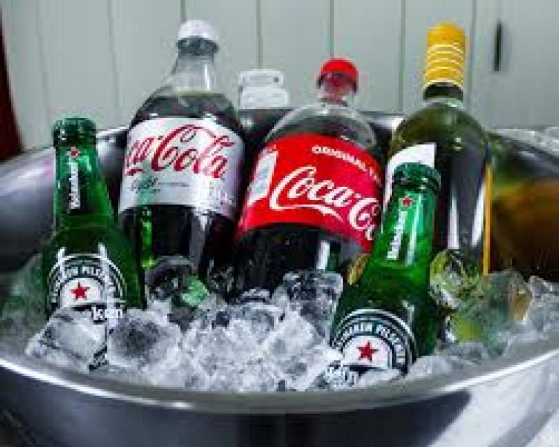 Drankafname alcohol all-in (onbeperkt)