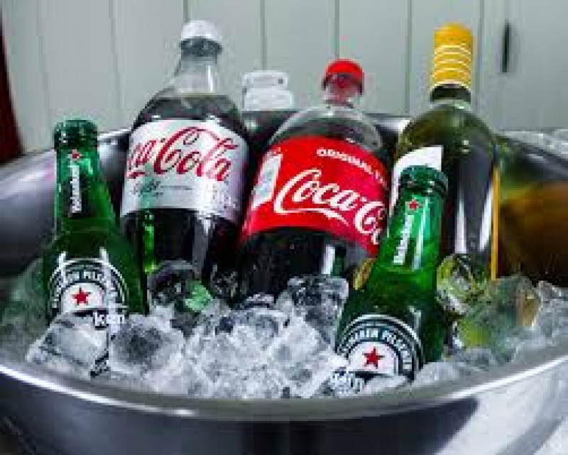 Drankafname alcohol (op nacalculatie)