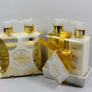 Gouden giftset, 6-delig / vanille