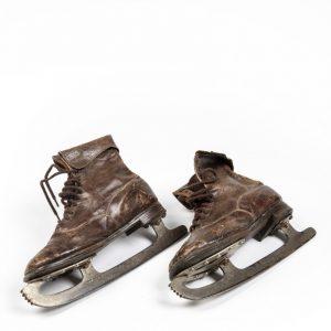 1 paar schaatsen
