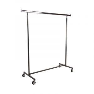 Garderobe-rek & 30 hangers