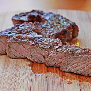 F. Barbecuepakket nr. 5 prijs p.p. minimale afname 25 personen