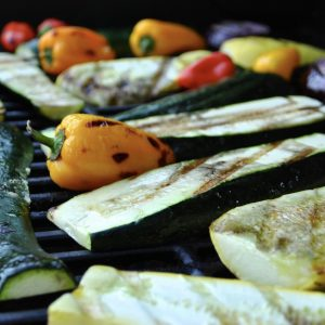 HI. Barbecuepakket Vegetarisch minimale afname1 persoon
