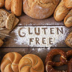G. Glutenvrij broodje met beleg