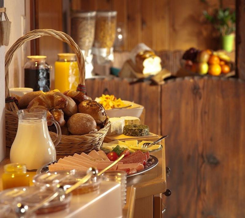 A. Ontbijtbuffet