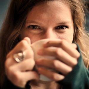 E. Kopje koffie /thee prijs p.p.