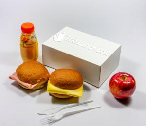 A. Lunchpakket - Rotterdam