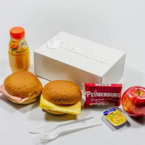 Lunchpakketten bestellen Amsterdam