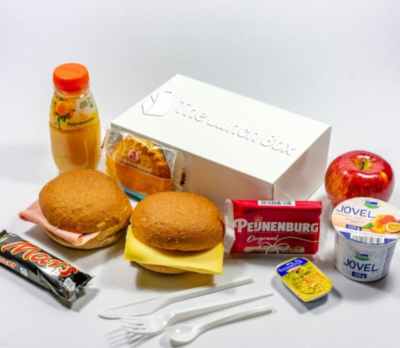 Lunchpakket bestellen Dordrecht