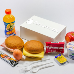 Lunchpakket Utrecht