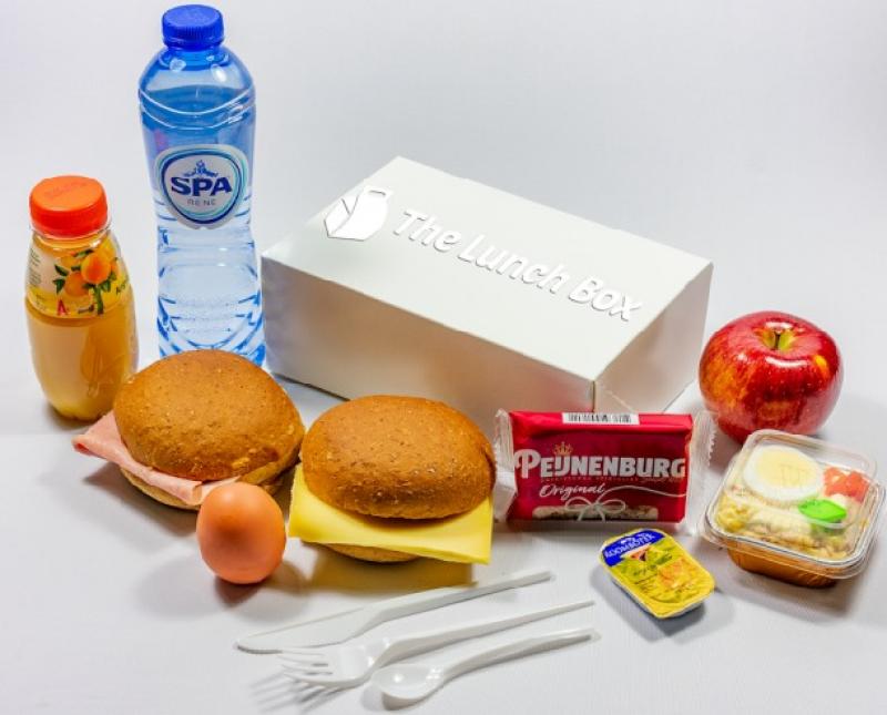 Lunchpakket bestellen Den Haag