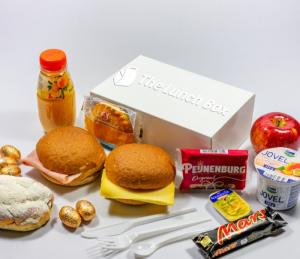 F. Lunchpakket - Ridderkerk - Bestellen