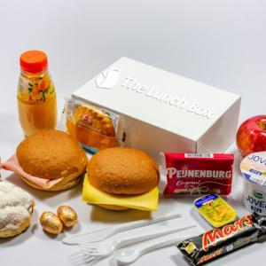 Lunchpakket - Ridderkerk -