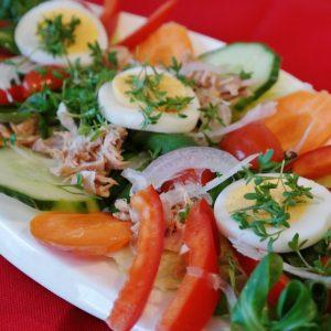 Aardappelsalade prijs p.p.