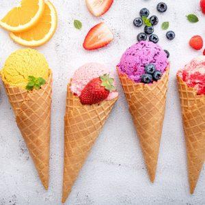 Dessertbuffet inclusief ijs