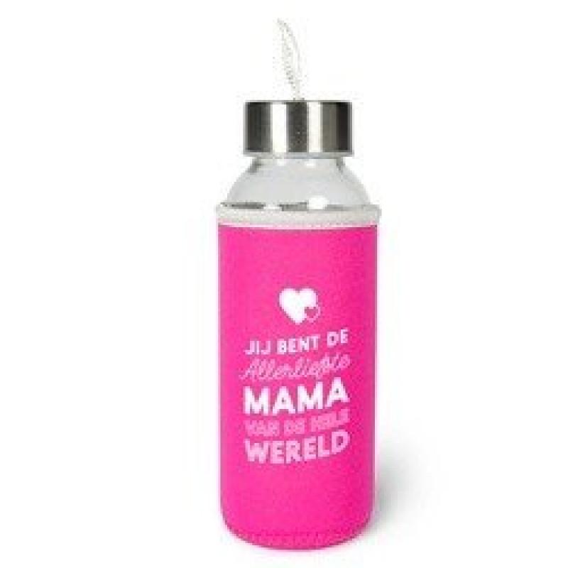Waterfles - Mama