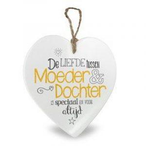 Hartje voor jou - Moeder & Dochter