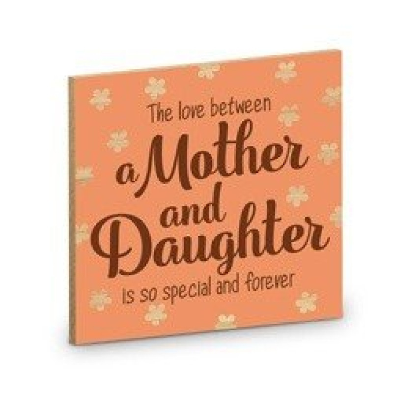 Onderzetter - Mother & Daughter