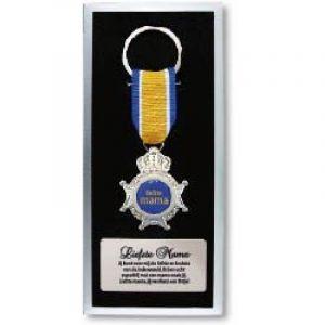 Medaille - Jij verdient een lintje - Liefste Mama