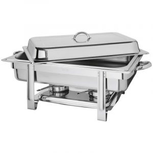 Chafing Dish vierkant complete set