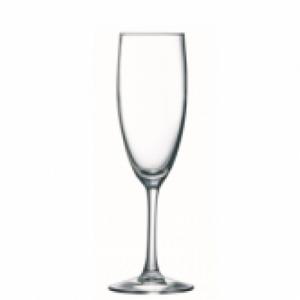 Champagneflutes Krat 49 stuks