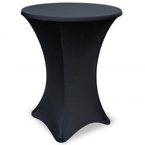 Statafel & zwarte rok