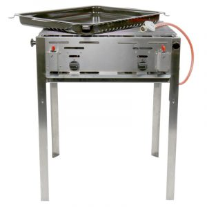 Barbecue met gas