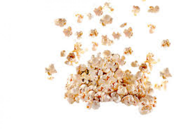 50 Extra Porties Popcorn zout